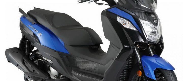 SYM JOYMAX 300 Z, 2019: Nέο maxi scooter