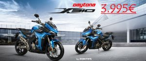 Daytona X310 by ZONTES